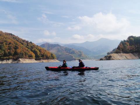 関東カヌー体験